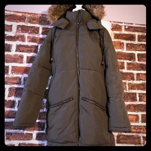 Old Navy Hooded Puffer (tall size)